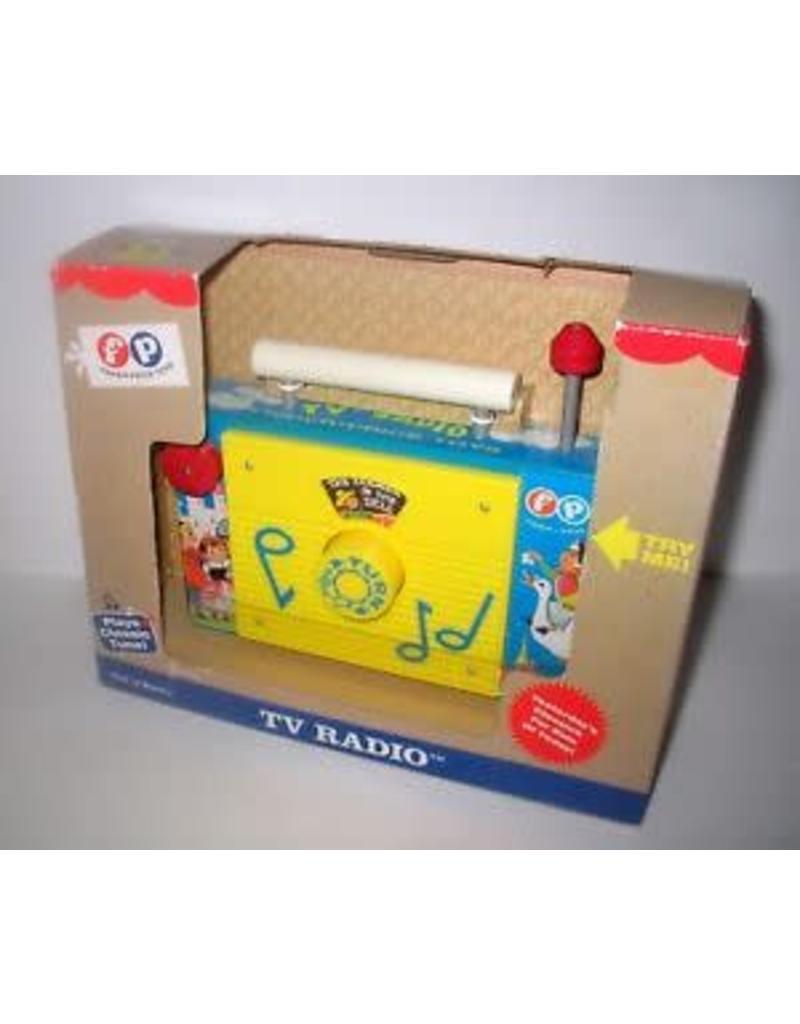 Schylling Toys Tv Radio
