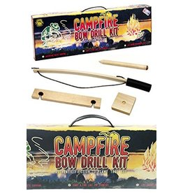 Channel Craft Campfire Bow Drill Fire Kit