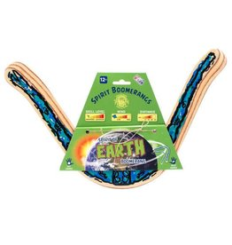 Channel Craft Spirit Boomerangs - Spirit of Earth