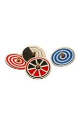 Channel Craft Wooden Whirligig Tops