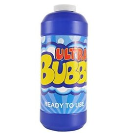 Uncle Bubble Ultra Bubble Solution Refill Bottle - 32 oz.