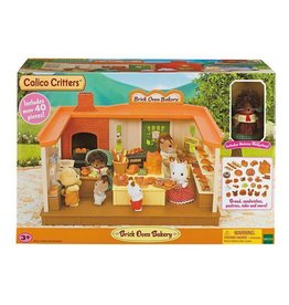 Calico Critters Calico Critters Brick Oven Bakery