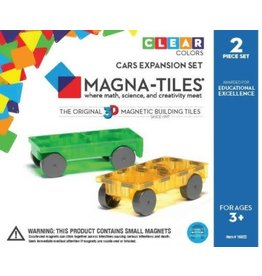 Veltech/Magnatiles Magna-Tiles Cars Expansion Set