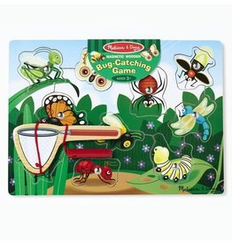 Melissa & Doug Puzzle Game - Bug-Catching