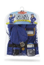 Melissa & Doug Costume - Police Officer Role Play Set