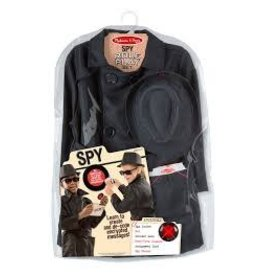Melissa & Doug Costume - Spy Role Play Set