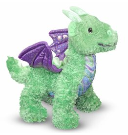 Melissa & Doug Plush Zephyr Dragon
