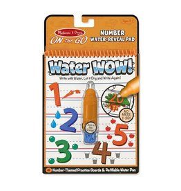 Melissa & Doug On-the-Go Water Wow! - Number