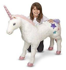 Melissa & Doug Plush Giant Unicorn