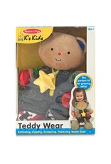 Melissa & Doug Plush Teddy Wear