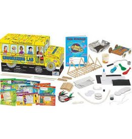 The Young Scientist Club The Magic School Bus - Bus Lab - Engineering