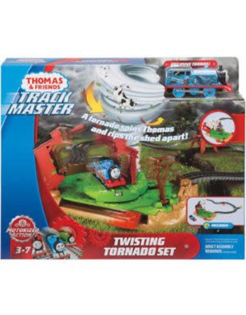 Mattel Thomas & Friends Track Master Twisting Tornado Set