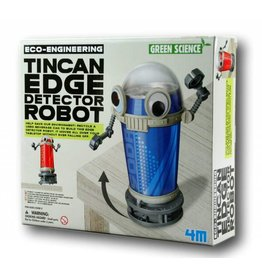 4M Tin Can Edge Detector Robot