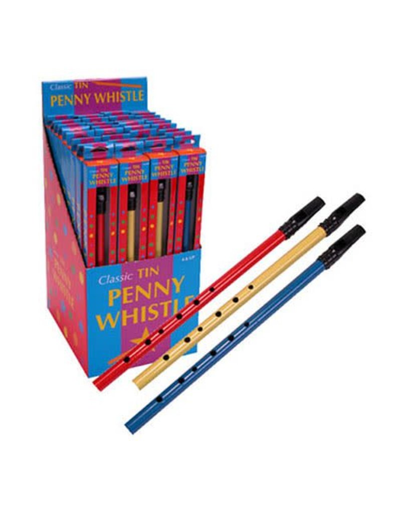 Schylling Toys Tin Whistle