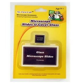 C & A Scientific Microscope Slides and Cover Glass