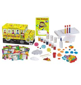 The Young Scientist Club Magic School Bus - Bus Lab - Slime and Polymer