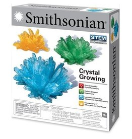 Smithsonian Smithsonian Crystal Growing  STEM