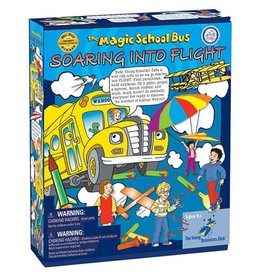The Young Scientist Club Science Kit Magic School Bus - Soaring into Flight