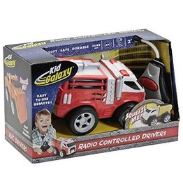 Kid Galaxy Soft Body RC Fire Truck
