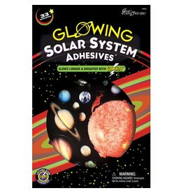 University Games Solar System Adhesives