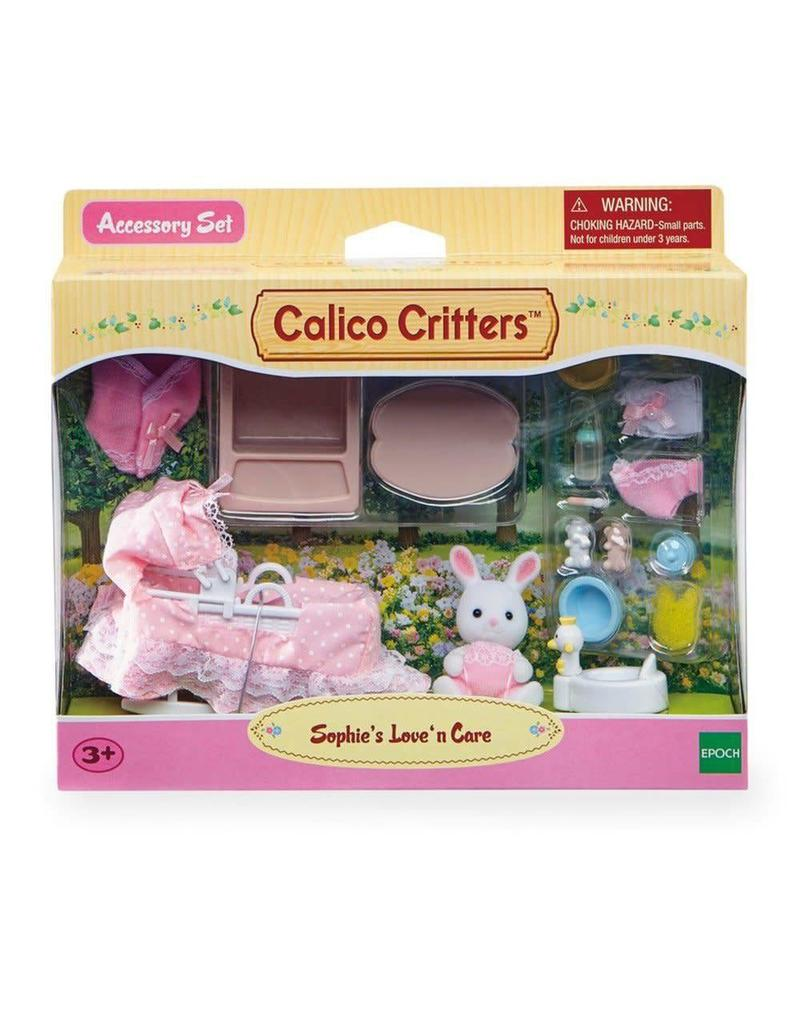 Calico Critters Calico Critters Sophie's Love'n Care