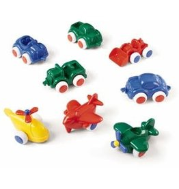 """Viking Toys Little Chubbies Vehicles - 4"""" (Assorted)"""
