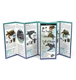 Steven M Lewers and Associates Waterproof Guide - Sea Turtles of the Atlantic & Gulf of Mexico