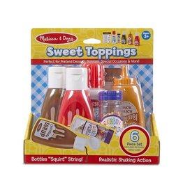 Melissa & Doug Sweet Toppings 6 Piece Set