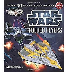 Klutz Book - Star Wars Folded Flyers