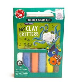 Klutz My Clay Critters idea book