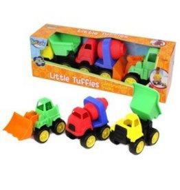 Epoch Little Tuffies Construction Trucks