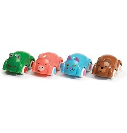 "Viking Toys 2 3/4"" Animal Plastic Cars"