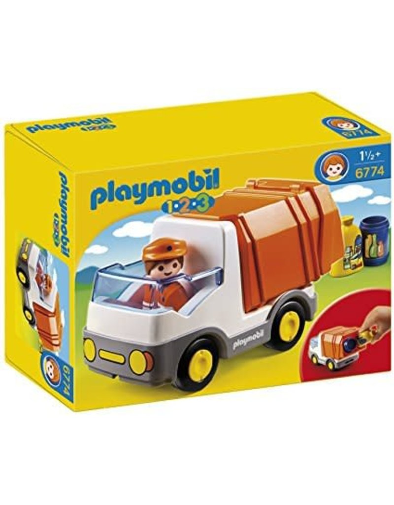 Playmobil Playmobil Recycling Truck