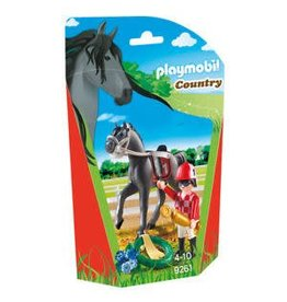 Playmobil Playmobil Jockey 9261