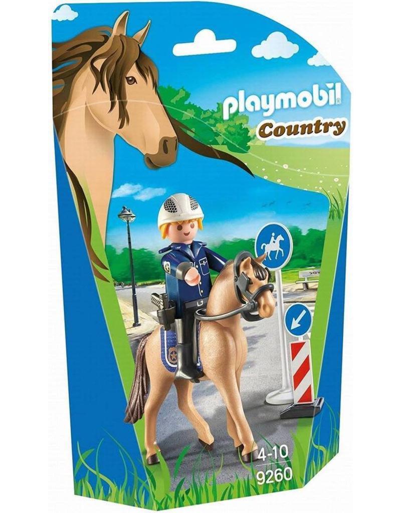 Playmobil Playmobil Mounted Police 9260