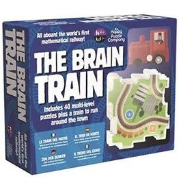 Mukikim Puzzle - The Brain Train