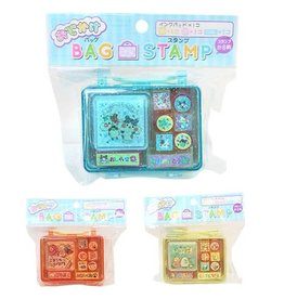 BC USA BC Mini USA Bag Stamp Happy Hamuhamu