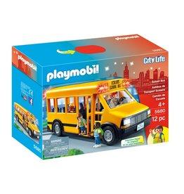 Playmobil Playmobil School Bus 5680
