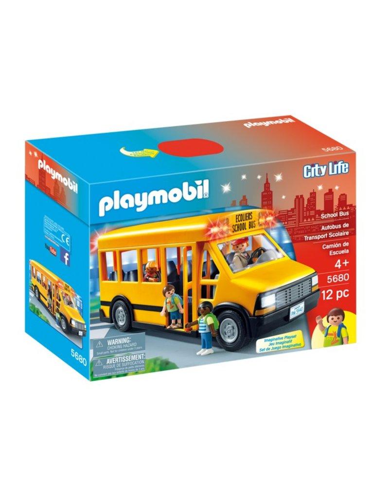 Playmobil Playmobil School Bus