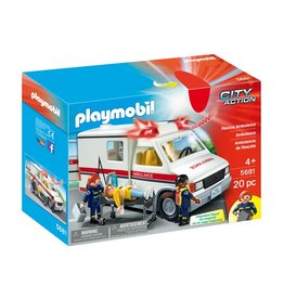 Playmobil Playmobil Rescue Ambulance