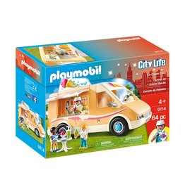 Playmobil Playmobil Ice Cream Truck