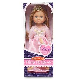 "Melissa & Doug Mine to Love - Celeste 14"" Princess Doll"