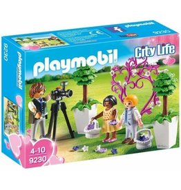 Playmobil Playmobil City Life - Wedding Children with Photographer 9230
