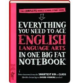 Workman Publishing Book - Everything You Need to Ace English Language