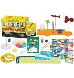The Young Scientist Club The Magic School Bus - Bus Lab - Weather Lab