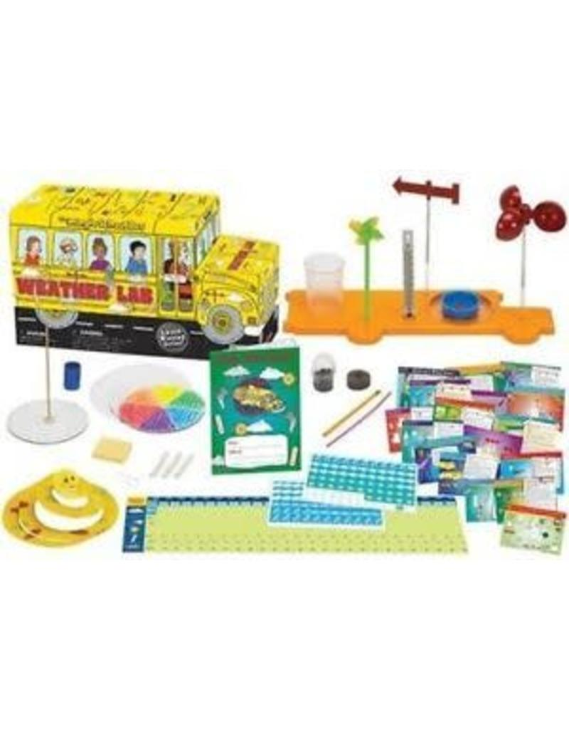 The Young Scientist Club Magic School Bus - Bus Lab - Weather Lab