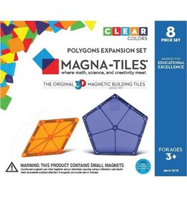 Valtech Co Magna-Tiles Polygon Expansion Set
