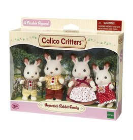 Calico Critters Calico Critters Hopscotch Rabbit Family