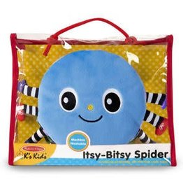 Melissa & Doug Soft Book - The Itsy-Bitsy Spider