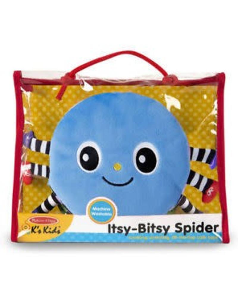 Melissa & Doug Baby Soft Book - The Itsy-Bitsy Spider